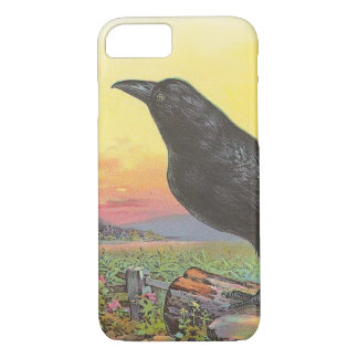 Crow iPhone 7 Case