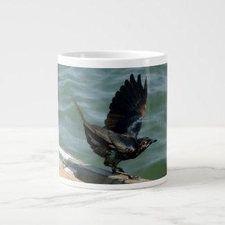 Crow Jumbo Mug