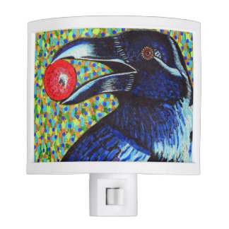 Crow Nightlight Nite Light