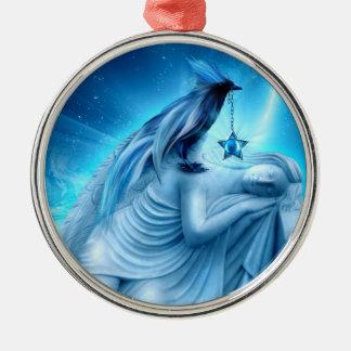 Crow Phoenix Ornament