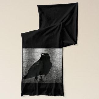 Crow/Raven Photo Scarf
