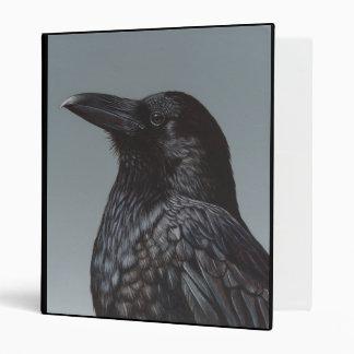 Crow Raven Vinyl Binders