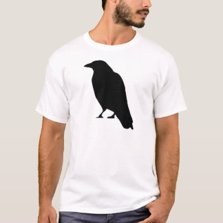 Crow Silhouette T-Shirt