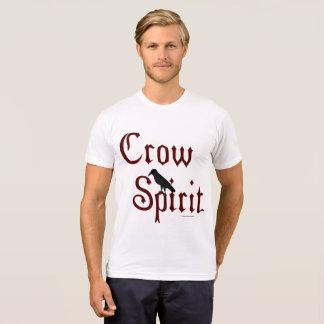 Crow Spirit Men's Poly-Cotton T-Shirt