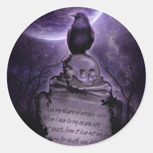 Crow Spirit Sticker