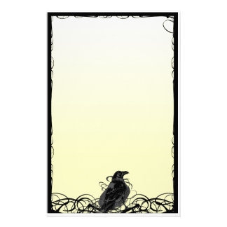 Crow Stationary Stationery