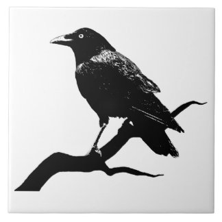 Crow Tile
