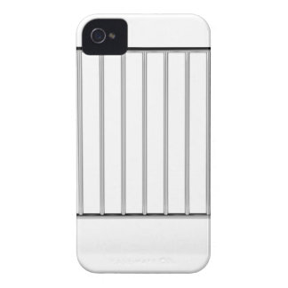 Crowd control fence Case-Mate iPhone 4 case