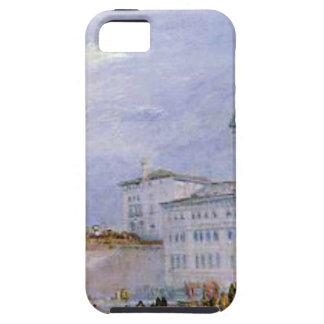 crowded ancient city iPhone 5 cases