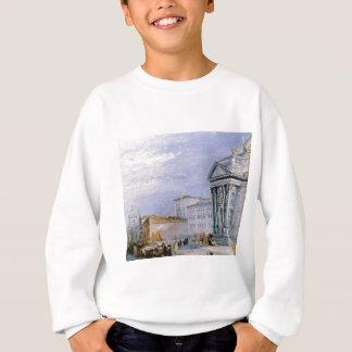 crowded ancient city sweatshirt