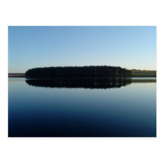 Crowdy Reservoir 3 Postcard