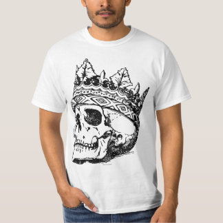 Crown and Skull T-Shirt