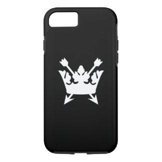 Crown & Arrows Heraldry iPhone 7 Case