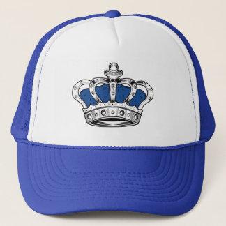 Crown - Blue Trucker Hat