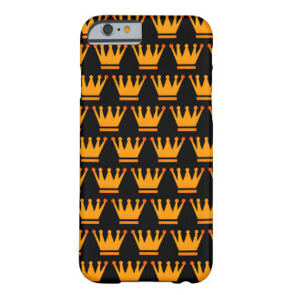Crown Case Queen Gold Black