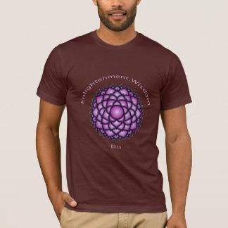 Crown Chakra Balance Men's American Apparel T T-Shirt