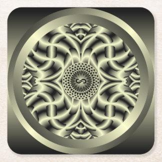 Crown Chakra Mandala Coaster
