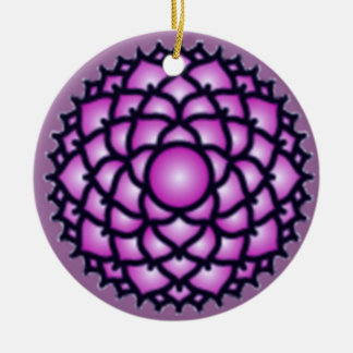 Crown Chakra Ornament
