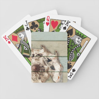 Crown Conch Bicycle Playing Cards