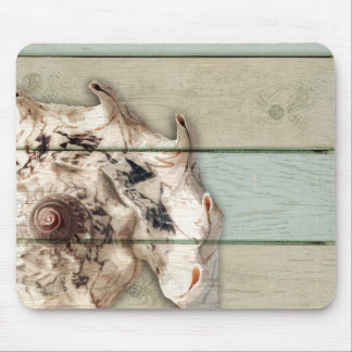 Crown Conch Mouse Pad