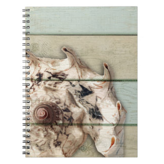Crown Conch Notebook