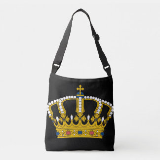 Crown crossover body bag