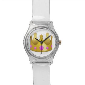 Crown Emoji Watch