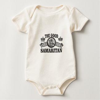 crown good samaritan baby bodysuit