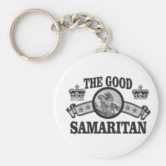 crown good samaritan keychain
