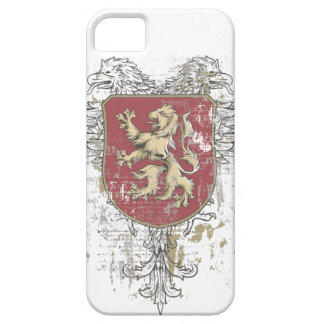 crown lion and the mark iPhone 5 case