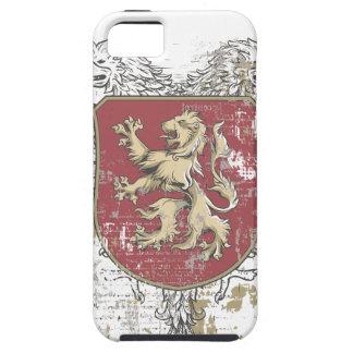 crown lion and the mark iPhone 5 covers