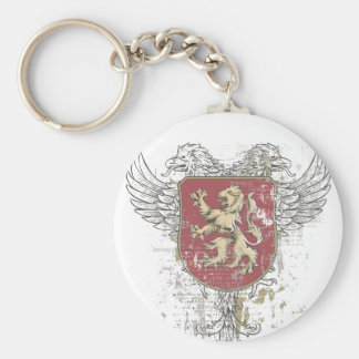 crown lion and the mark keychain