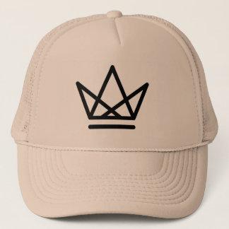 Crown Logo Trucker Hat