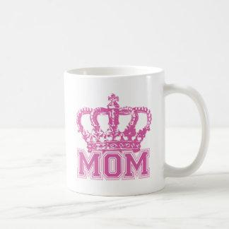 Crown Mom Coffee Mug