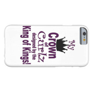 Crown of Curlz Barely There iPhone 6 Case