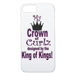 Crown of Curlz iPhone 7 Case