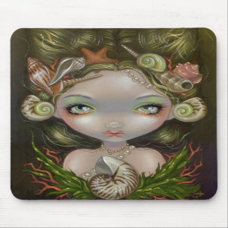 """Crown of Shells"" Mousepad"