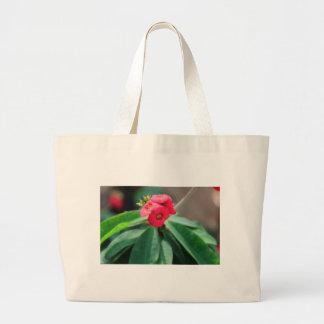 Crown of Thorns Large Tote Bag