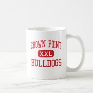 Crown Point - Bulldogs - High - Crown Point Coffee Mug