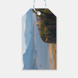 Crown Point on Columbia River Gorge OR Gift Tags
