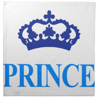 crown prince cool cute design napkin