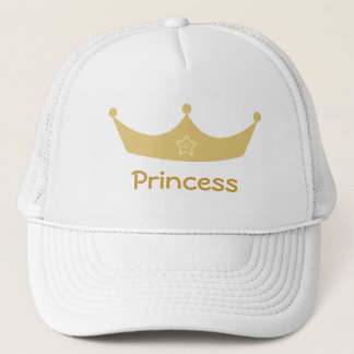 Crown Princess cap