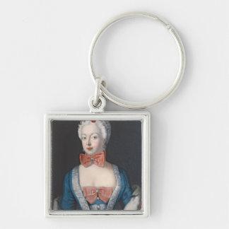 Crown Princess Elisabeth Christine von Preussen Keychains