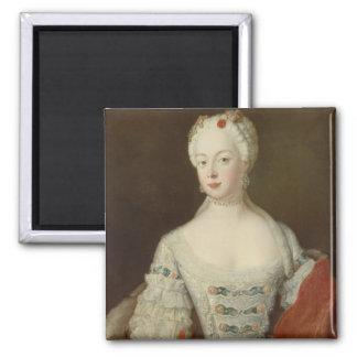 Crown Princess Elisabeth Christine von Preussen Fridge Magnet