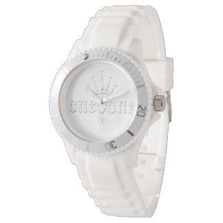 Crown Royal White on White 101 Watch