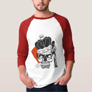 Crown SKull Spades Shorty T-Shirt