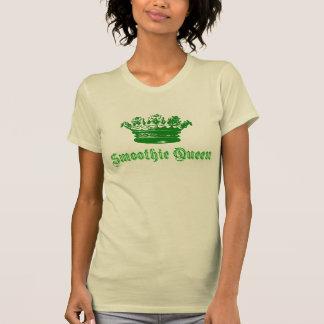 Crown Smoothie Queen Design T-Shirt