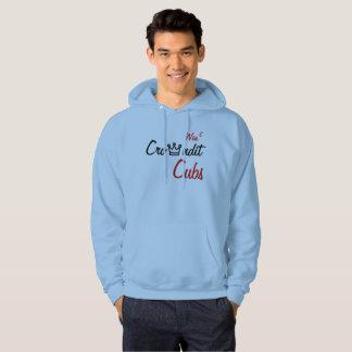 Crowndit cubs hoodie
