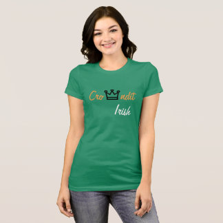 crowndit Irish  apparel T-Shirt