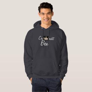 Crowndit king  ben hoodie